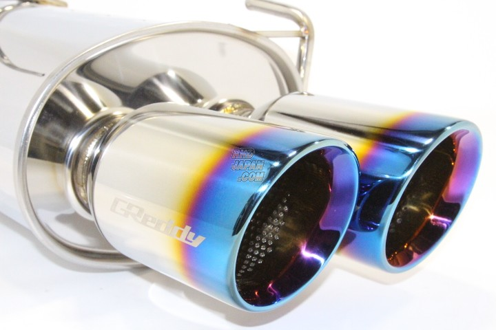 Trust GReddy PE-R Power Extreme Stainless Muffler - S15