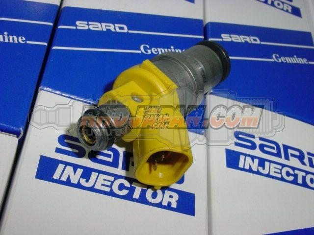 Sard Fuel Injectors Set - 650cc Nissan Fairlady Z Z33 Z34