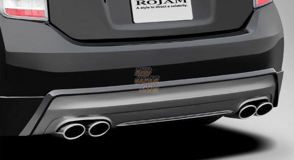 Rojam DTM Exhaust System - ZVW30