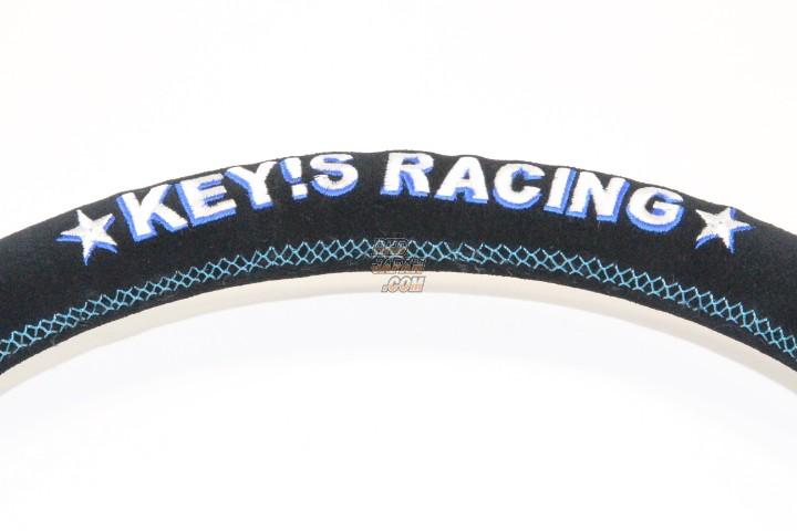 KEY`S Racing Steering Wheel DRIFT Type - 345mm Buckskin