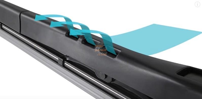 PIAA Aero Vogue Wiper Blade - 350mm