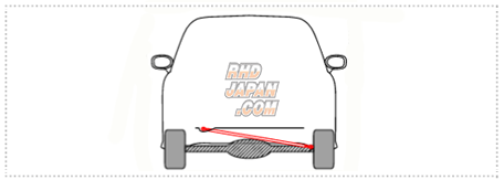 RS-R Adjustable Lateral Rod - W10