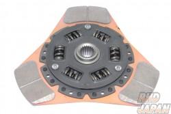 CUSCO Metal Single Clutch Disc - Carina Corolla Levin Trueno MR-2 MR-S Starlet