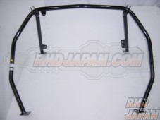 CUSCO Safety 21 Roll Cage 4 Point 2 Seats Yellow - R32 4 Doors