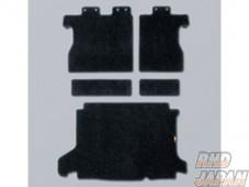 Mugen Sports Luggage Mat Black - RU3