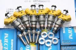 Sard Fuel Injectors Set - 650cc Nissan GT-R R35