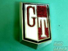 Rubber Soul GT Emblem Side - Hakosuka HT