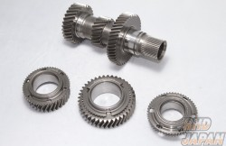 Top Secret Strengthened Gear Kit With High 6th Gear - GT-R R35