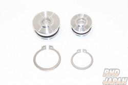 M&M Honda Aluminum Shift Wire Rigid Collar - DC5