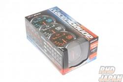 Defi Racer Gauge Volts 60mm - Red