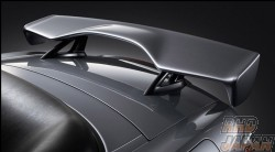Honda OEM Type-S Trunk Lid Spoiler Outer Foot Right NH676M - S2000 AP2