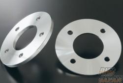 Attain KSP Duralumin Plate Spacer - 100-5H 10mm