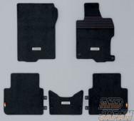 Mugen Sports Floor Mat Black - CR6 CR7