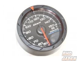 Defi Link Advance CR Oil Temperature Gauge 60mm - Black