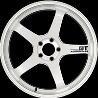 rims 18 x 8.5JJ +38 5H-114.3 Advan