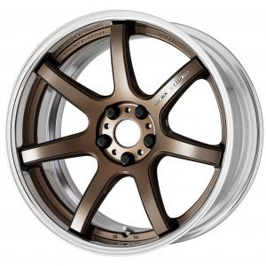 rims 18 x 10.0JJ +38 5H-114.3 Work Wheels Japan