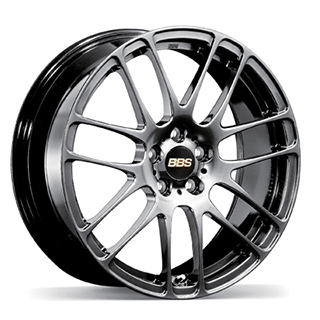 rims 16 x 5.0JJ +43 4H-100.0 BBS Japan
