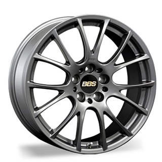 rims 18 x 8.0JJ +42 5H-112.0 BBS Japan